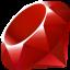 256px-Ruby_logo